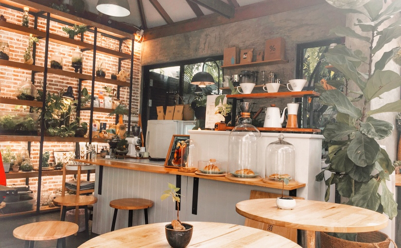 Cozy Coffee Shop in Chiangmai you must visit|The Hauz of EA